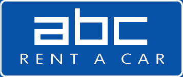 ABC Rent A Car Corfu Airport Logo.